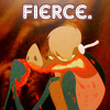 The Virgin Queen: fierce - iconzicons