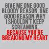 kaffyr: Breaking my heart