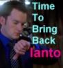 time for Ianto