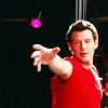 train wreck waiting to happen: glee-finn don't stop believin'