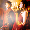 that kind of girl: [Merlin] Arthur/Morgana