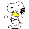 Hug-Snoopy