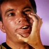 Shatner as Kirk