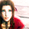 Aerith Gainsborough: [ she found god at the corner of 1st and