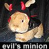 wednesday childe: evil minion