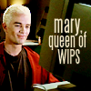 Mary Queen of WIP