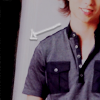 Arashi ☂ Sho sloping shoulders