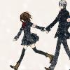 sari_15: walking behind