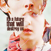 d: Merlin Merlin & Mordred 'future'