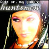 Me - Ride on huntsmen