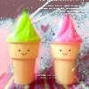 Caph: Photo: Happy cones