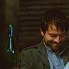 martu89: Supernatural: Castiel smile */////*