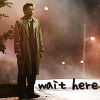 kierastarlight: Castiel Waiting