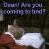 deadflowers5: Dean_bed