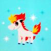 Red Drifloon (●✖●): ponyta | pokemon time