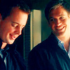 cosmic: NCIS: Tony/Tim shared smile
