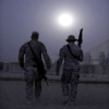 Afghanistan Moon/sunlight walk