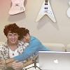 it's all happening: 6 o'clock hugs