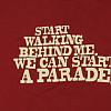Start a Parade