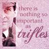 Sherlock Holmes trifles