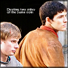 Yavanna: Merlin/Arthur - destiny