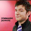 Blake Lewis: Commando [Always]
