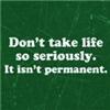 gertiekeddle: don't take life so seriously