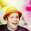 Patrick Stump smiles warm my heart<3