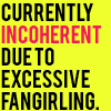 text[ fangirling]