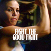 one of the shiny, happy people: [angel] Cordy fights
