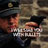 Stab with bullets (IB)