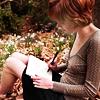 writing in skirt