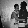 Soyna: hug; black n white - tobae