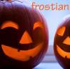 halloween pumpkin/frostian