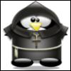 Tux-монах