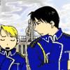 Roy riza manga colored