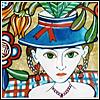 alex chereches: flowerwoman