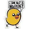 vegetarian, nugget