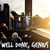 FFVII - Well done, genius