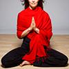 Медитация в красном