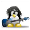 Tux-музыкант