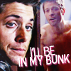 Hide-fan: [SPN] I'll be in my bunk
