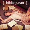 skarrah: Bibliogasm