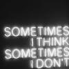 smt I think