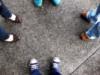 Me, Liz, Sarah, Nani