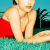 Liz: Natalie - Red Shirt Grass