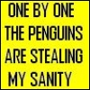 Im losing my marbles, penguins