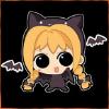 Carla M. Lee: Halloween baby bat