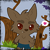 Carla M. Lee: Halloween baby werewolf