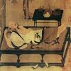 Тан, живопись, поэт, Китайская